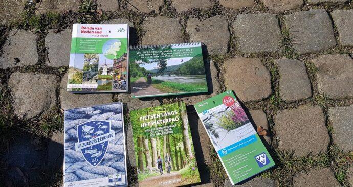 Best verkochte routeboekjes