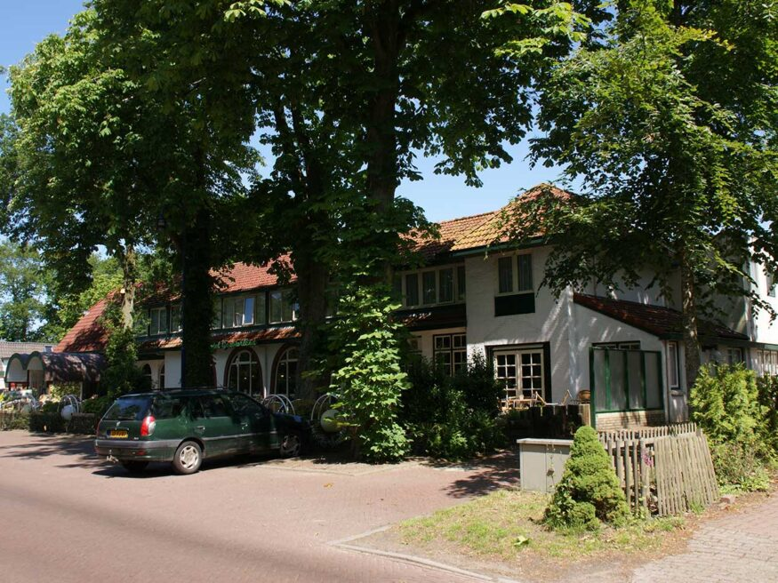 Hotel-Gaasterland-friesland-voorkant-hotelaanbieding