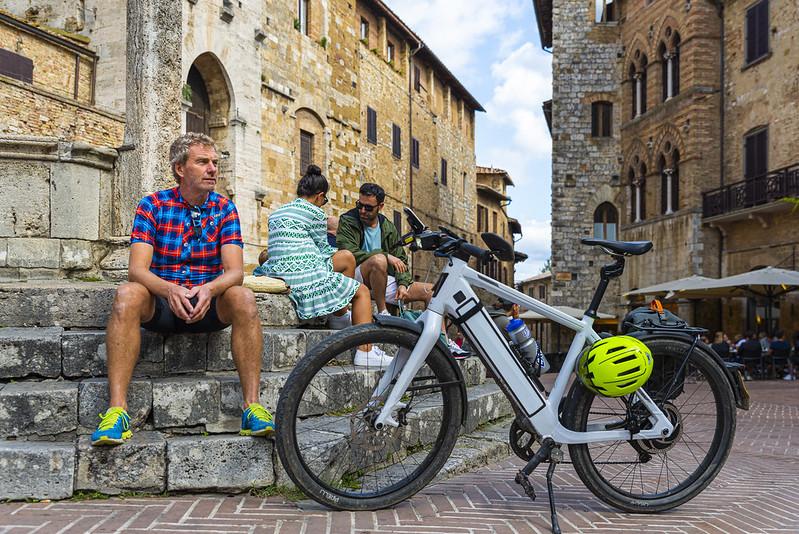 Benno Ponds Hi-Biking