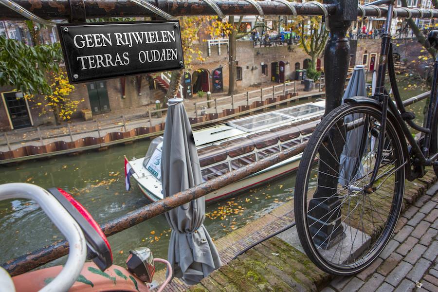 Mensen met een fysieke beperking willen hun fiets graag bij de winkel stallen