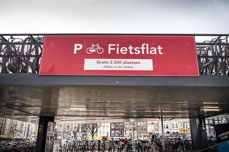 fietsflat