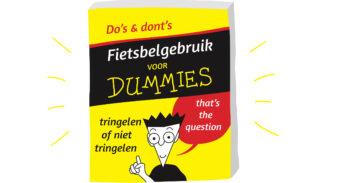 Dummiesboek met do's and don'ts voor fietsbelgebruik