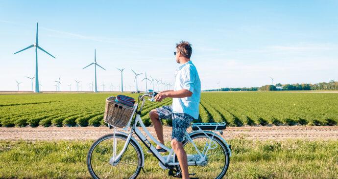 man_windmolen_fiets