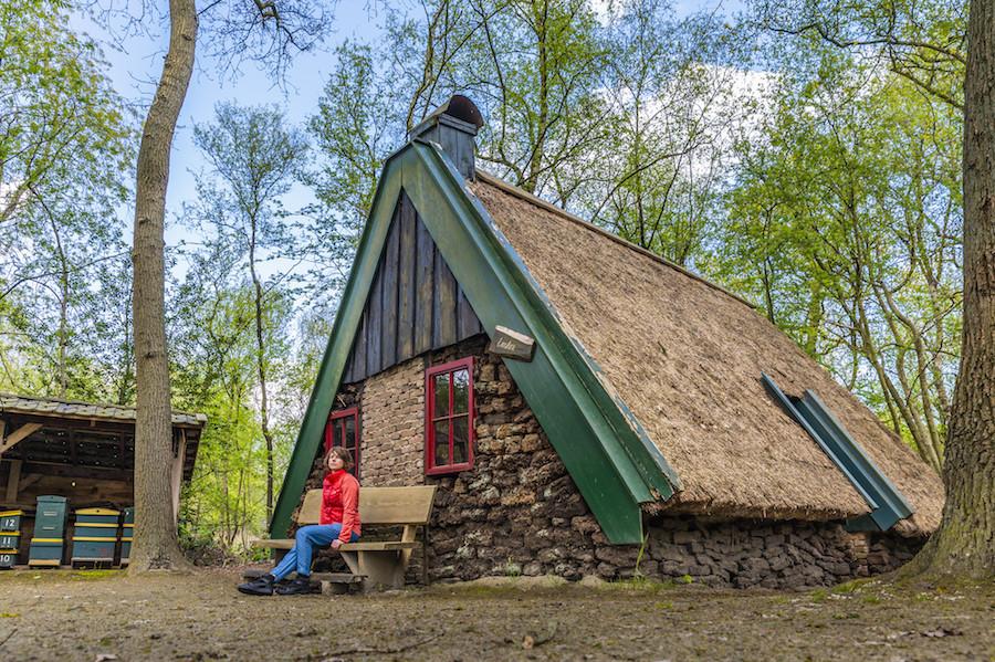 Plaggenhut in Veenpark