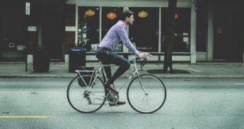 foto fietser van het jaar