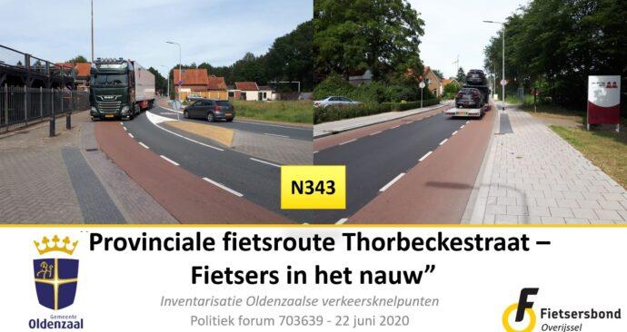 Thorbeckestraat N343