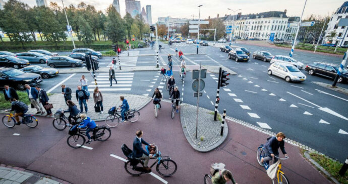 Ruim baan voor de fiets