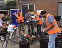 fiets-graveren