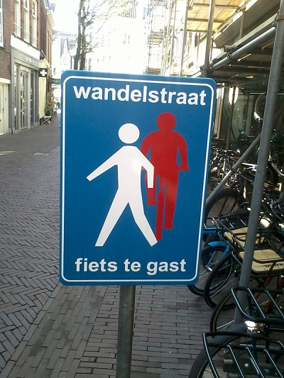 fietstegast