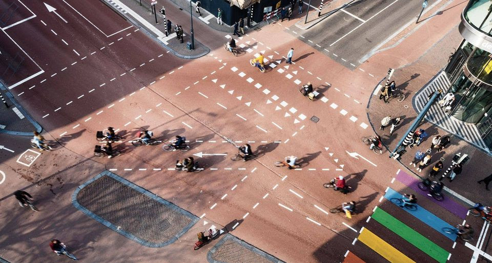 Kruispunt Viestraat