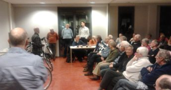 Infobijeenkomst over e-Bike 17 november 2011