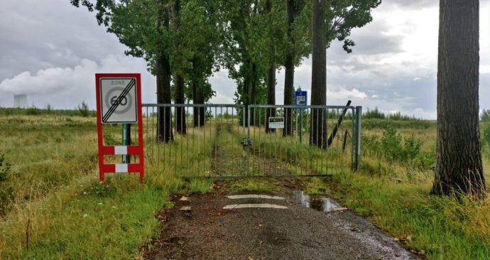 Grensfietsen - Vincent Wever