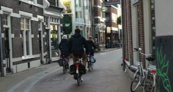 Kapelstraat fietsstraat