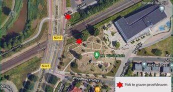 2020-10-21 Werkzaamheden fietsovergang Ln v Osseveld