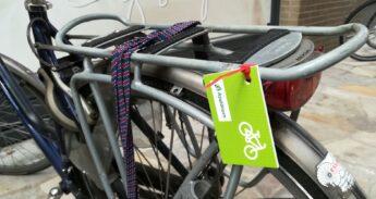 Ontheffing fiets