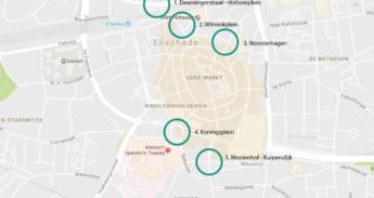 Kaart_Google_lijst