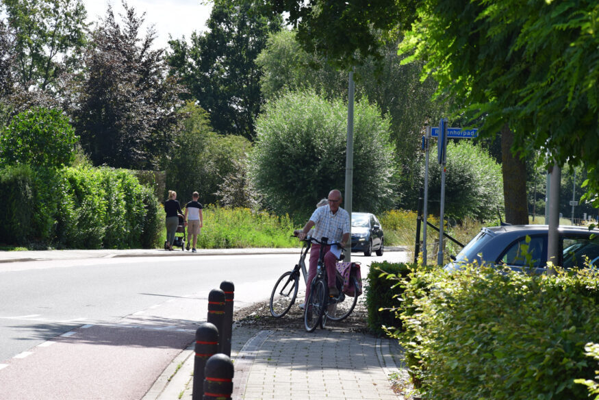 Ravenhofpad aantakking op Ambyerstraat (klein)