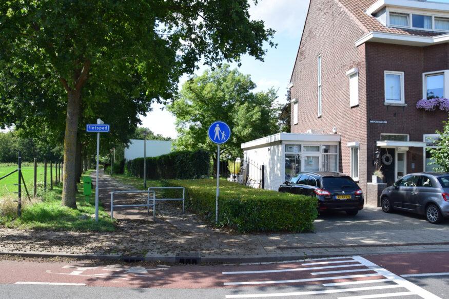 Ravenhofpad aantakking op Ambyerstraat (4 klein)