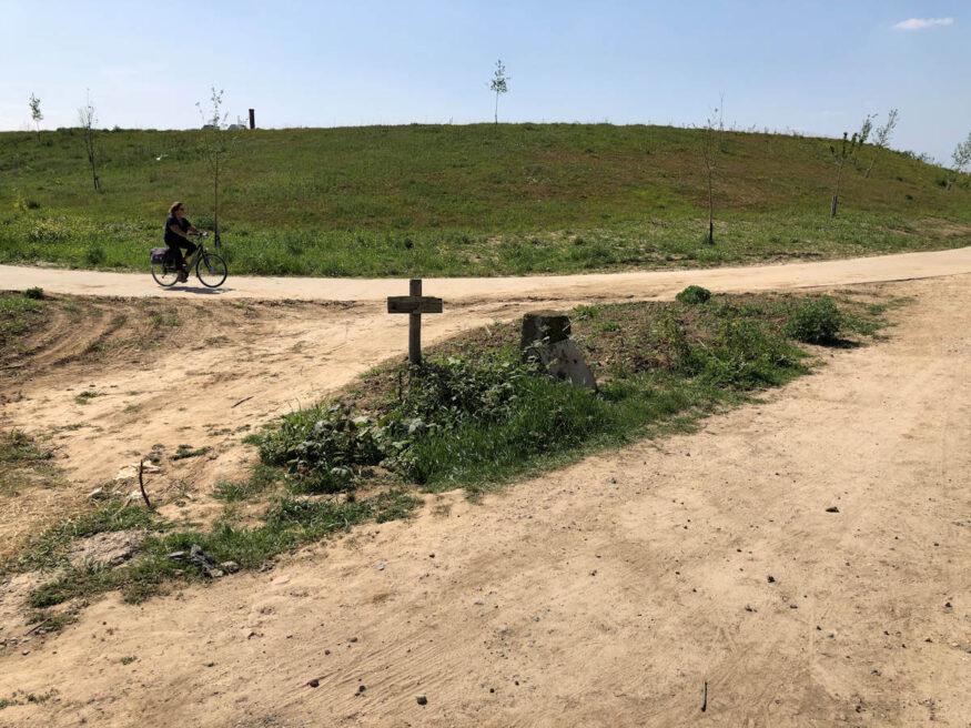 Lanakerveld fietspad tweede deel (45 klein)