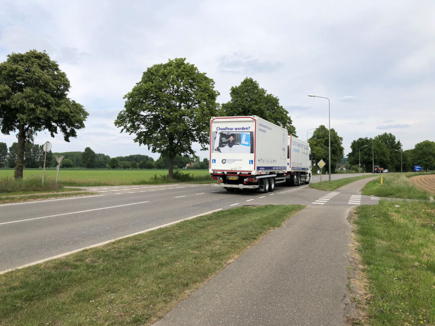 Boekenderweg, oversteek gezien vanaf Fregatweg (4 klein)