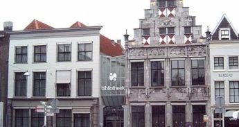 Dordrecht bibliotheek