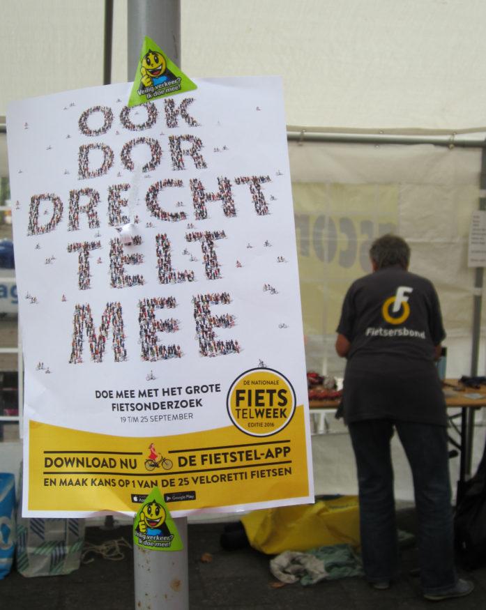 Dordrecht telt mee in Sliedrecht