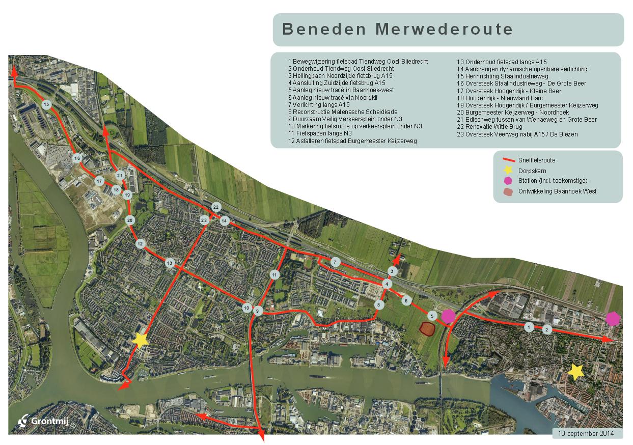 beneden-merwede-route