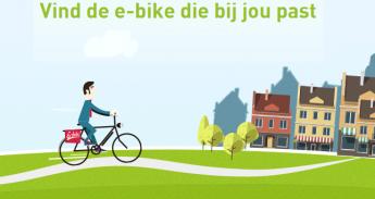 E-bike vinden