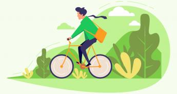 duurzame fiets