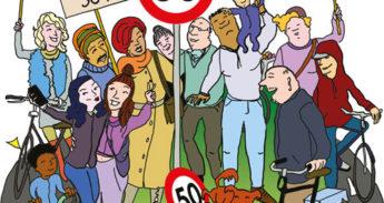 Meerderheid raadsleden wil 30 km/u als nieuwe snelheidsnorm in dorp en stad