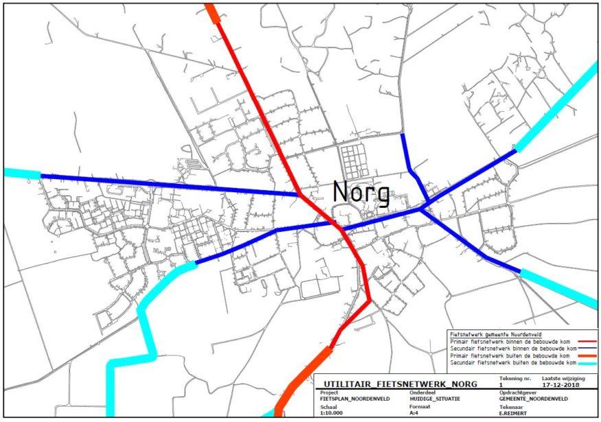 Utilitair-fietsnetwerk-Norg