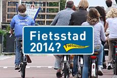 Fietsstad 2014