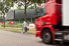 Foto bedrijventerrein de Vrolijkheid Zwolle
