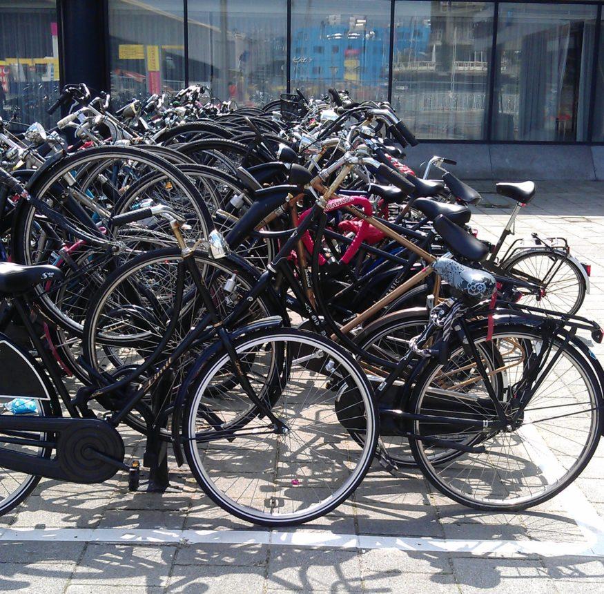 fietsen!
