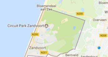 Zandvoort-Google-Maps