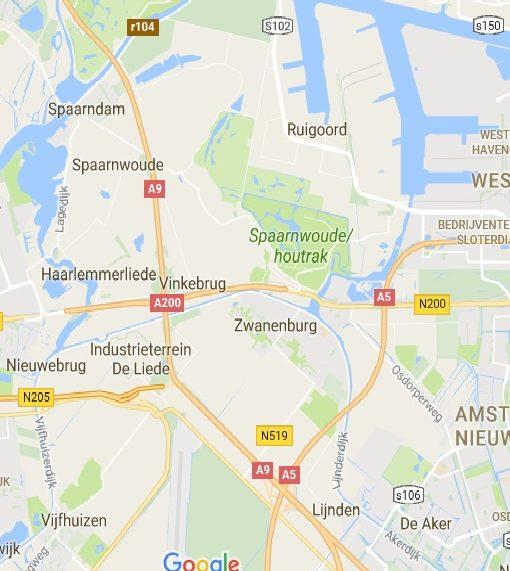 Haarlemmerliede-Spaarnwoude