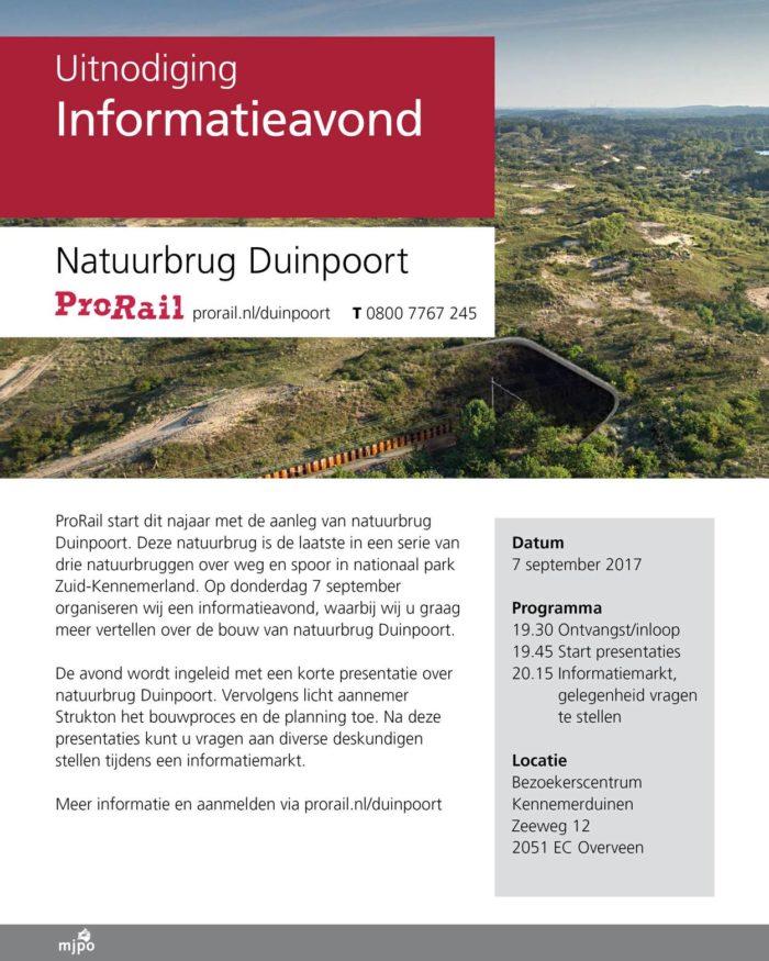 Natuurbrug-Duinpoort