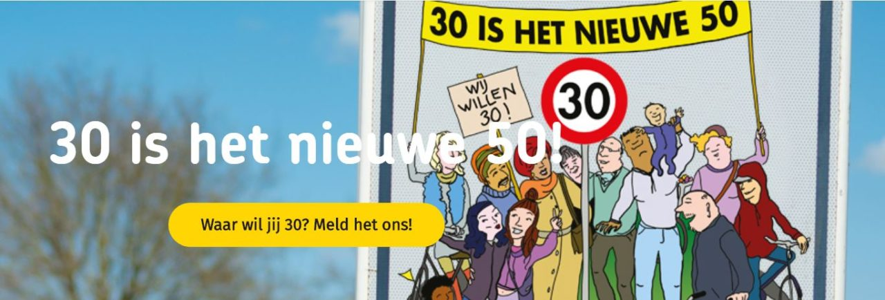30 is het nieuwe 50