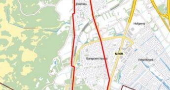 kaart-ijmond-route-ten-zuiden-kanaal