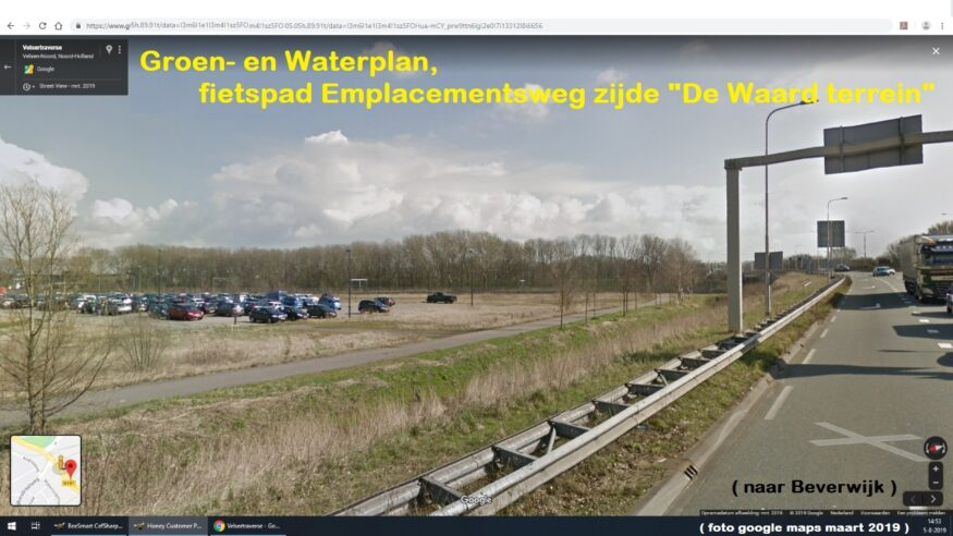 VE-Fietstunnel Velsertraverse-foto fietspad Emplacementsweg-05