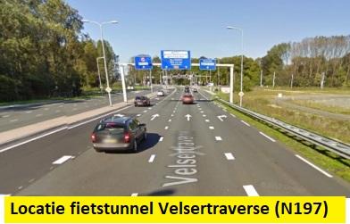 VE-Fietstunnel Velsertraverse-foto N197