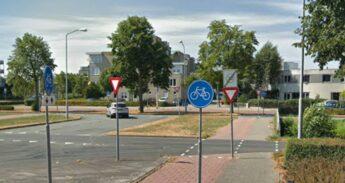 fietsoversteken-bestaande situatie
