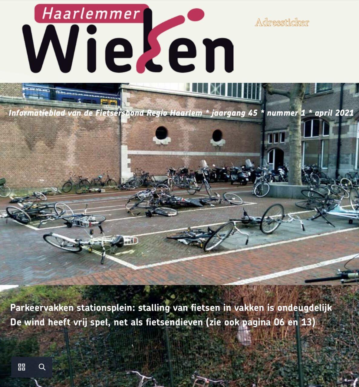 HW 2021-01 voorpagina