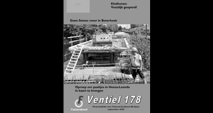 Omslag ventiel 178