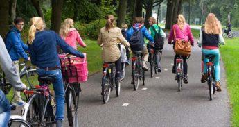 fiets-naar-school