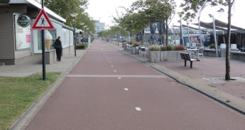 BoulevardFietspad