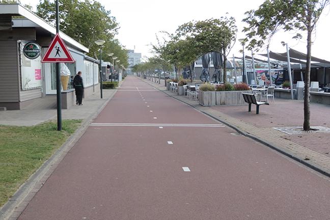 Fietspad De Boulevard
