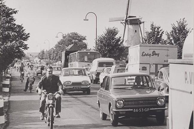 Halsterseweg noord 1964
