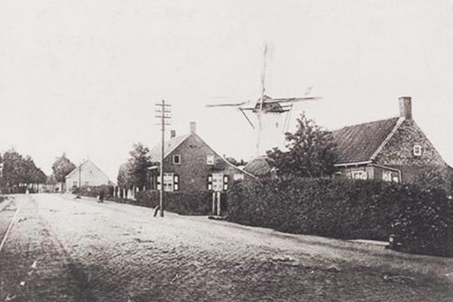 Halsterseweg noord 1915