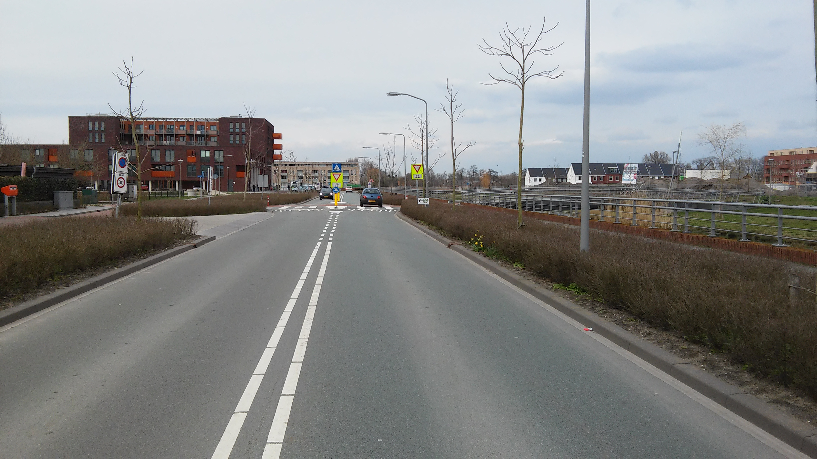 lange rechte weg Van Essenlaan